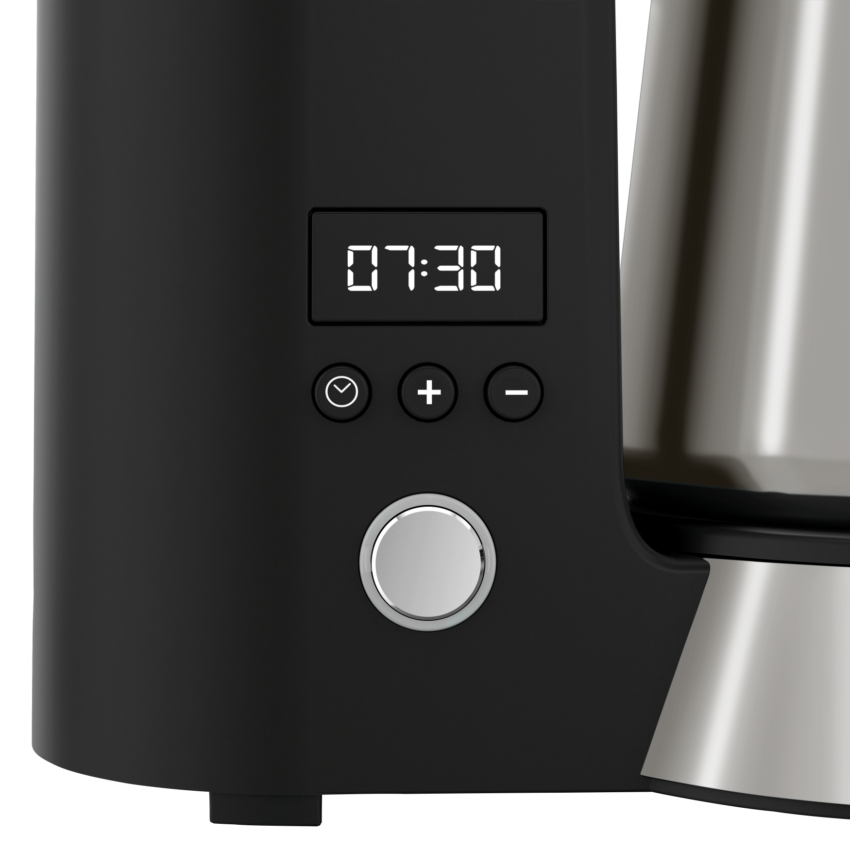 WMF KITCHENminisⓇ Filtre Kahve Makinesi - Termos Karaf, Grafit