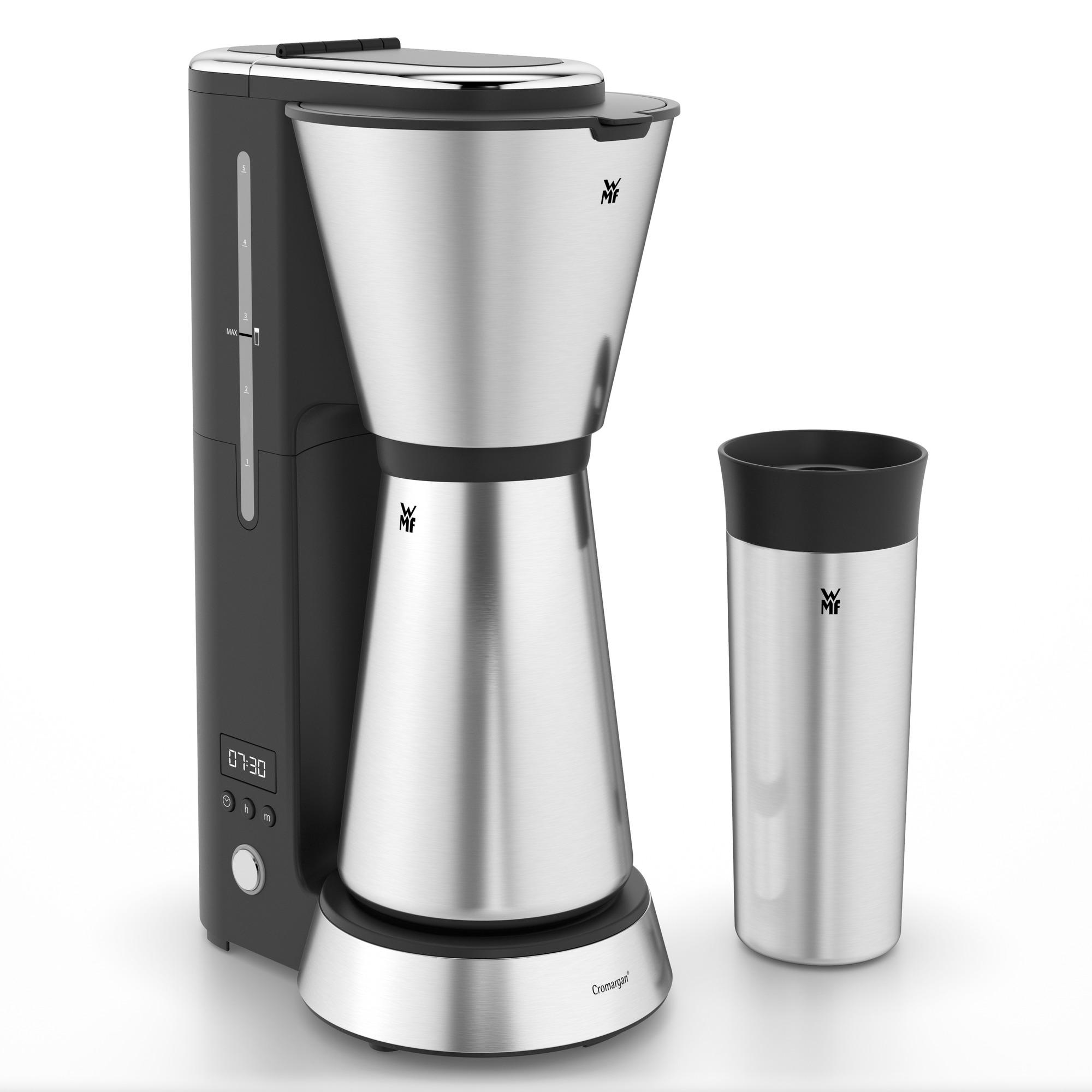 WMF KITCHENminisⓇ Filtre Kahve Makinesi - Termos Karaf, Metal