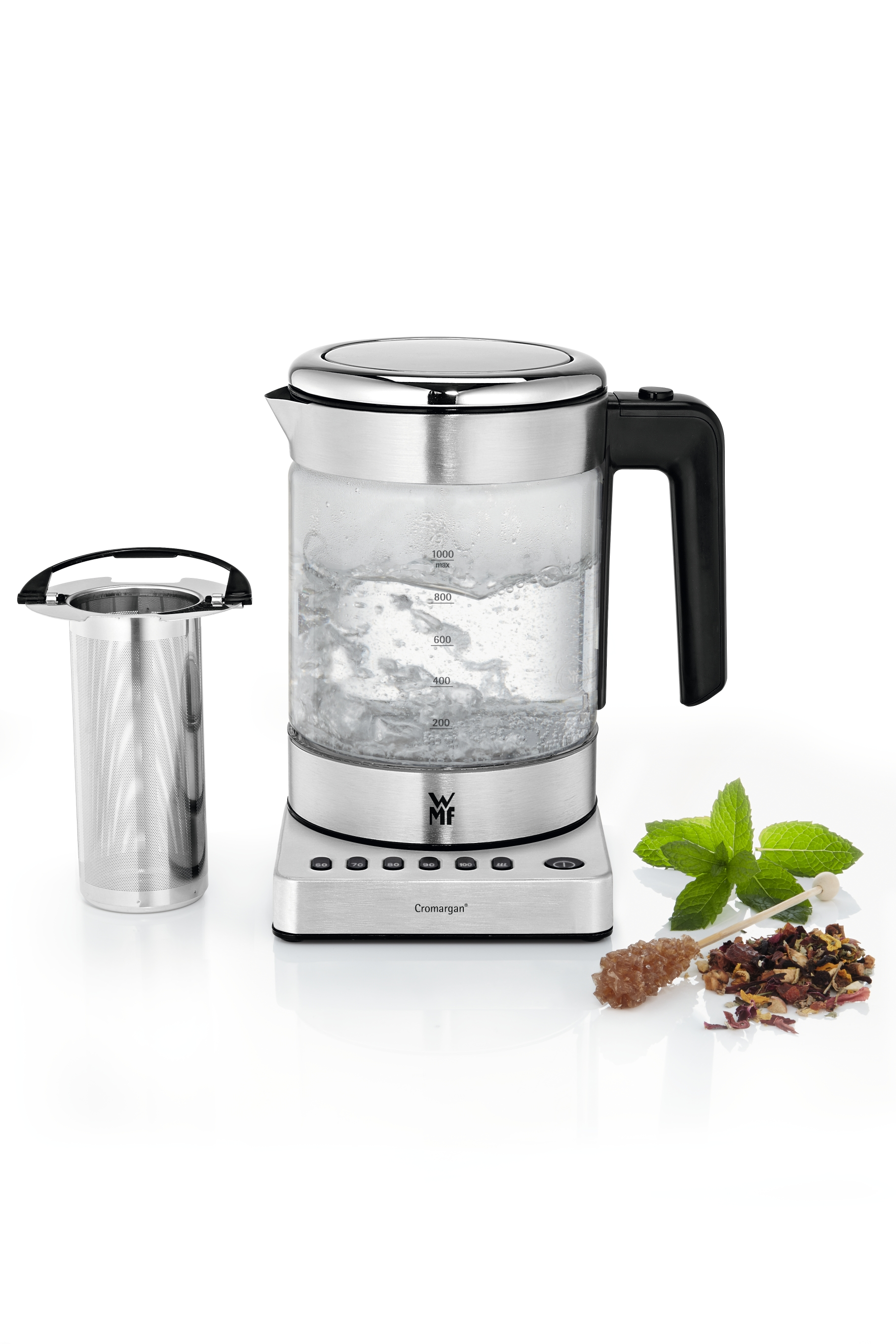 WMF KITCHENminisⓇ Su Isıtıcısı + Çay Makinesi - 1 lt