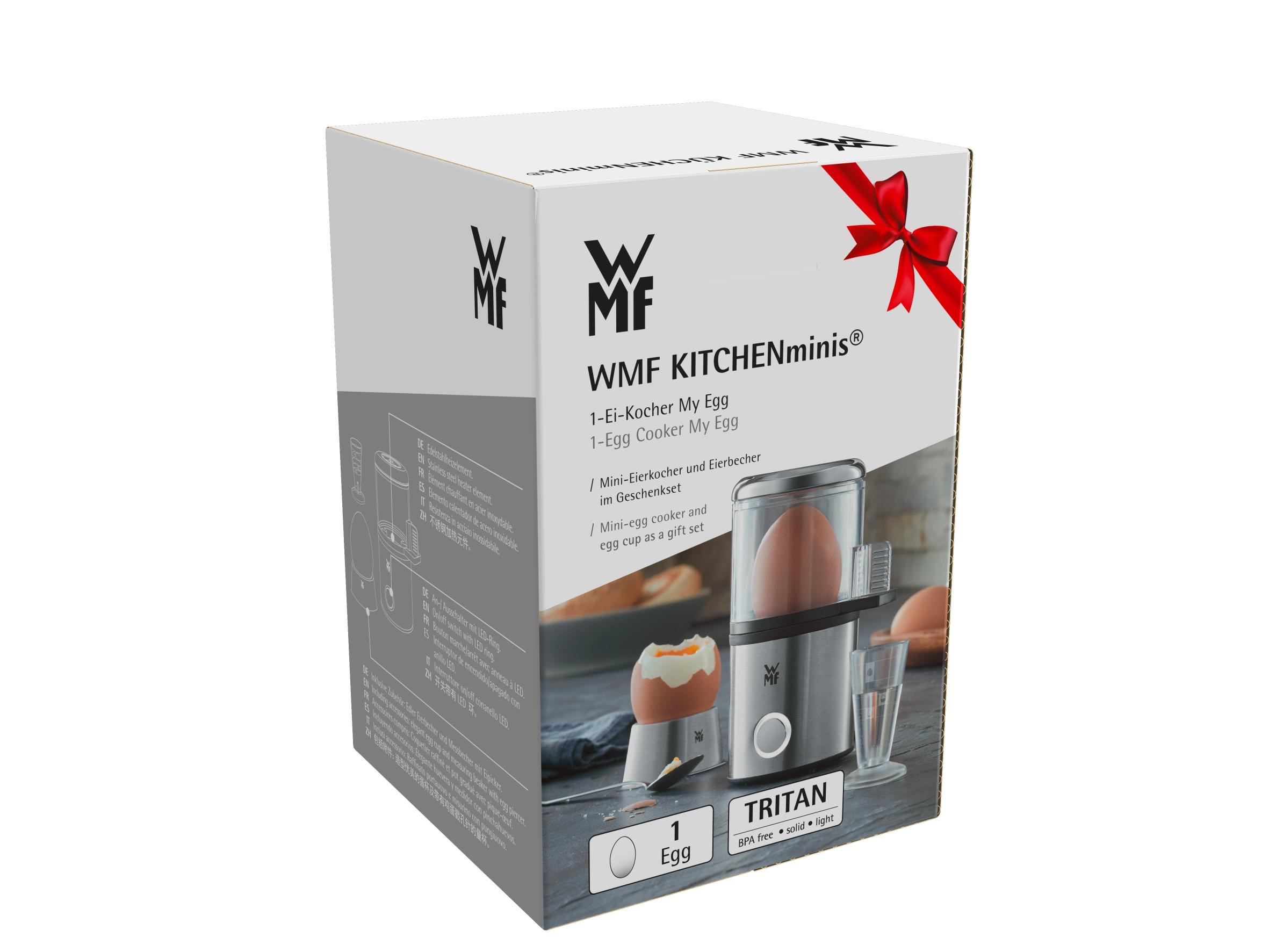 WMF KITCHENminisⓇ Tekli Yumurta Pişirme Makinesi
