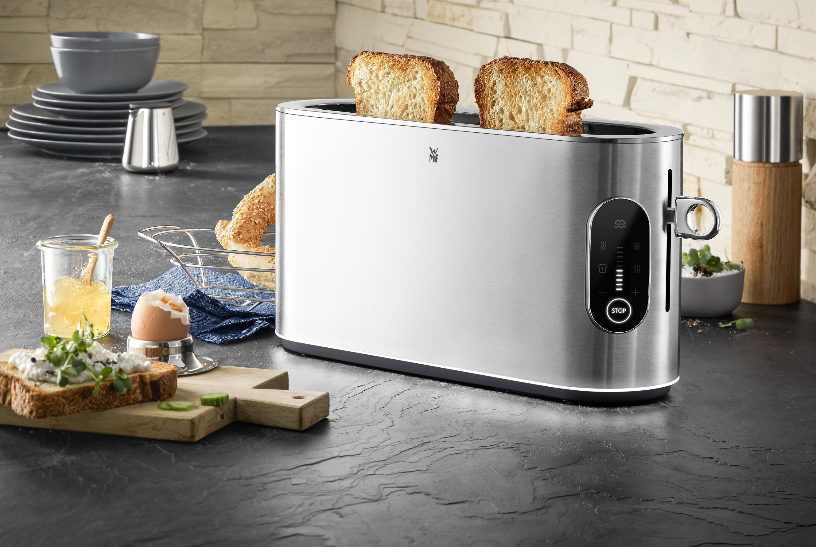 Üst düzey fonksiyonlar ve şık tasarım lezzetli ekmekler için bir araya geldi.