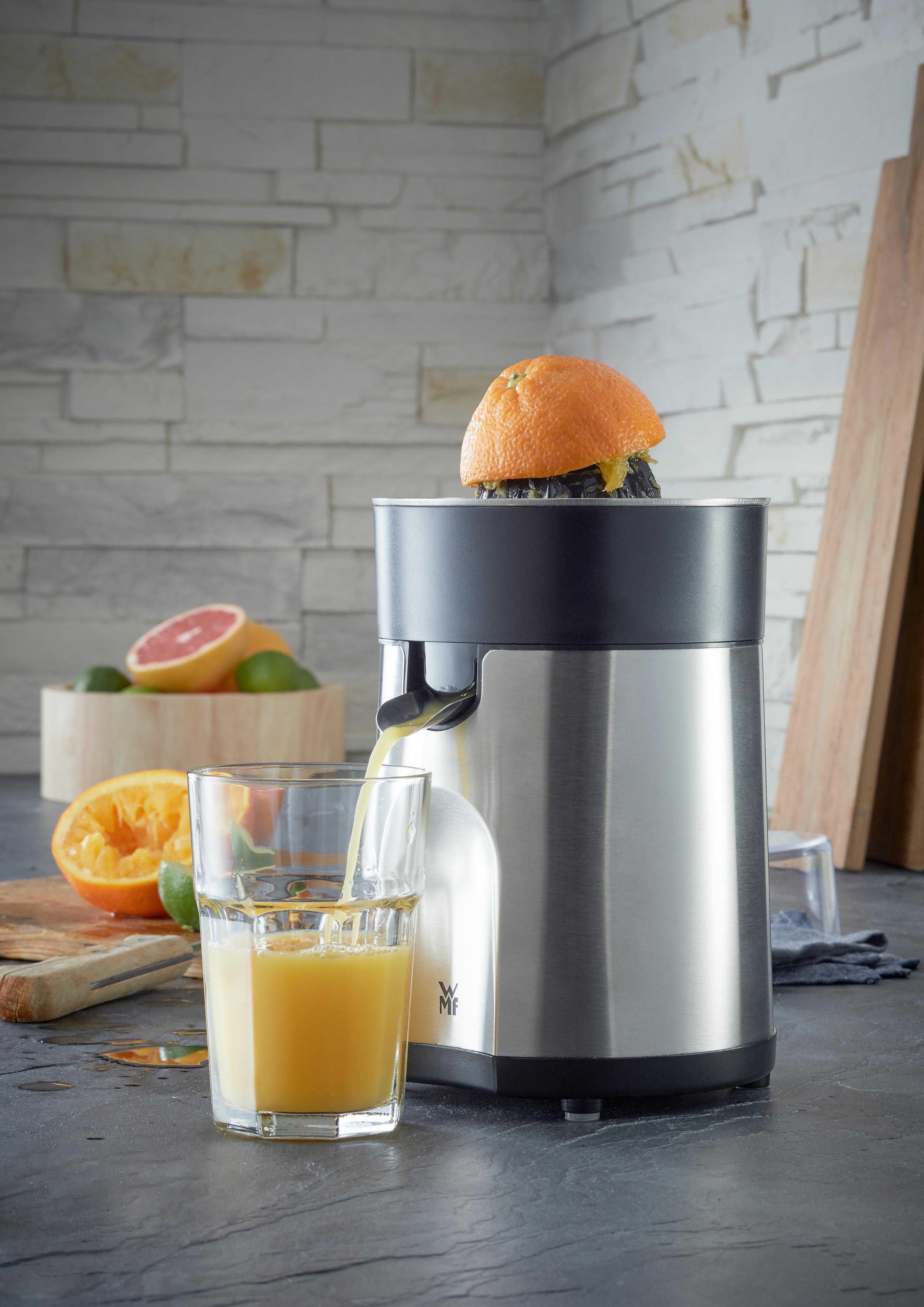 Kahvaltıda taze sıkılmış meyve suyundan daha sağlıklı ve ferahlatıcı ne olabilir ki?