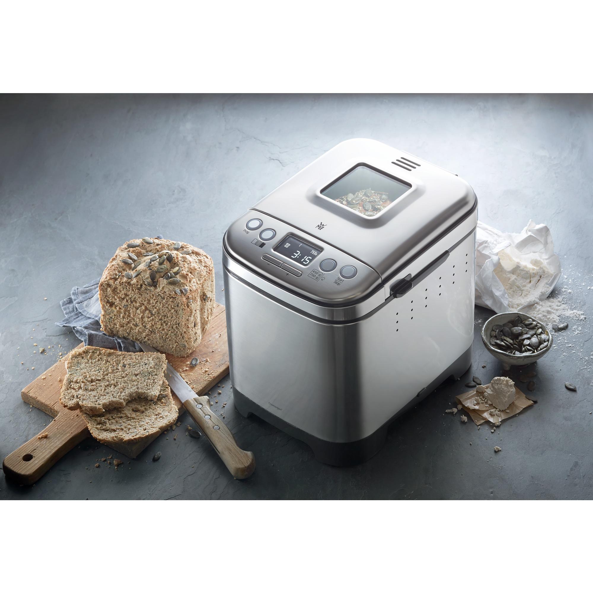 Muhteşem bir koku! - İster glutensiz ister tatlı, kendi taze ekmeğinizi evinizde pişirmenin keyfini sürün.
