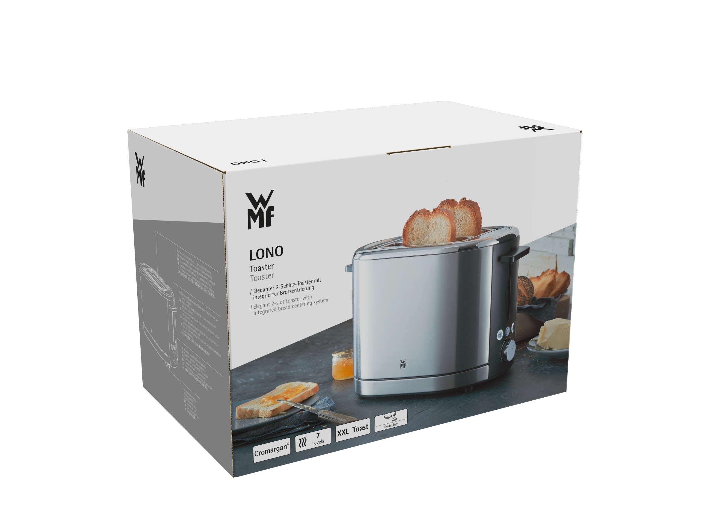 WMF Lono Ekmek Kızartma Makinesi
