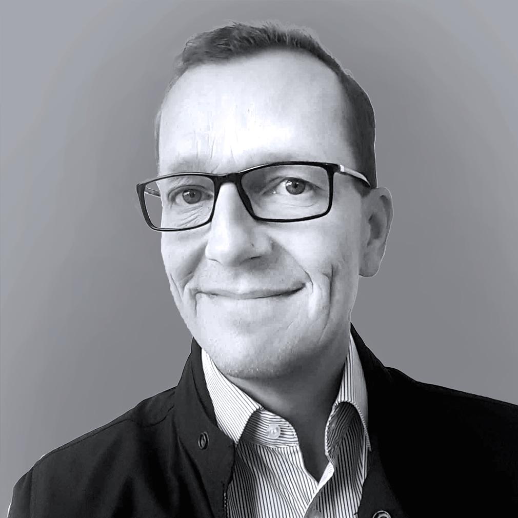 Yenilikçi ürünler tasarlarken, mükemmel tasarımın yanında sezgisel çalışma da birinci sırada gelir. - Volker Baurle