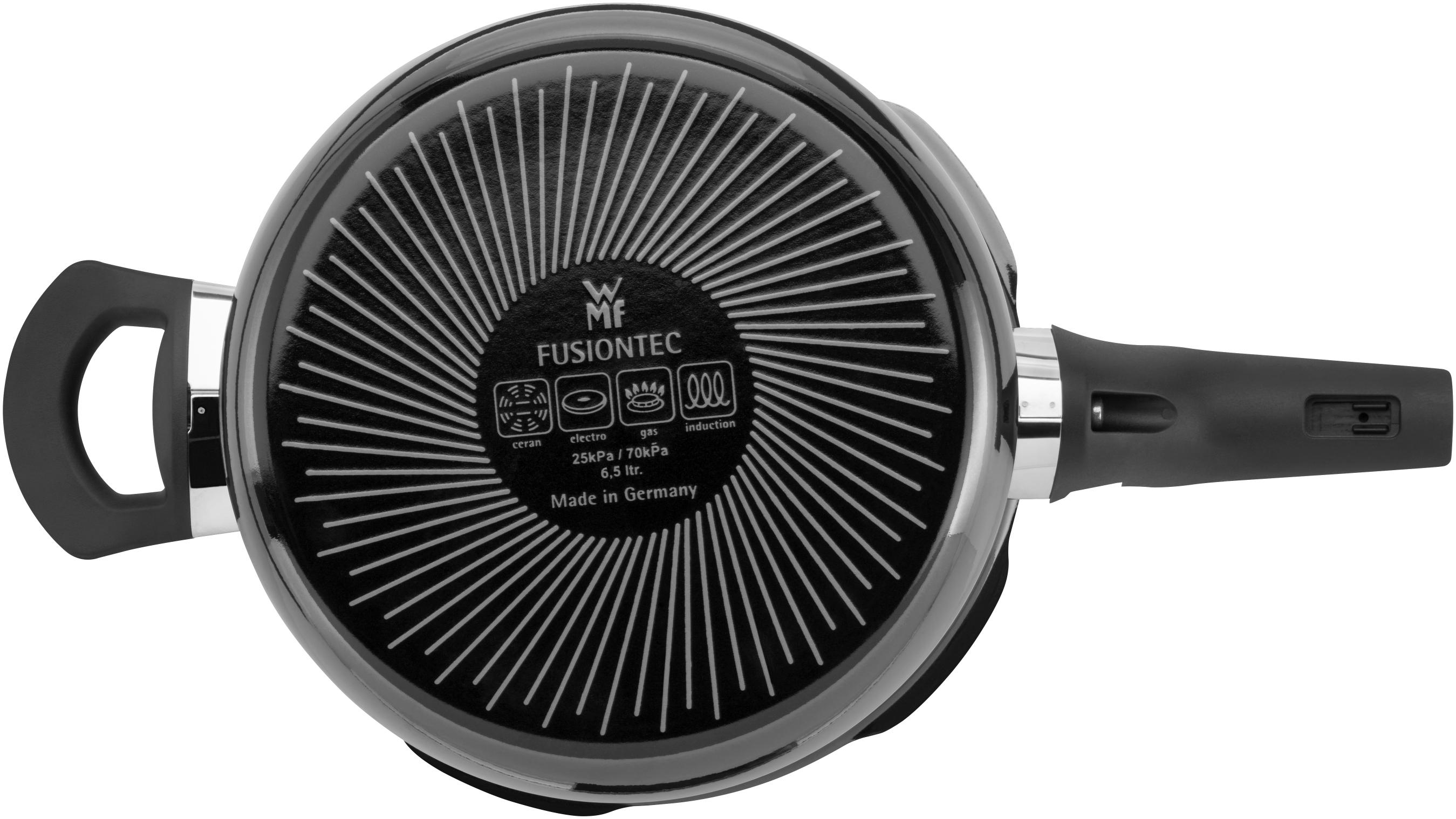 WMF Fusiontec Düdüklü 6,5 L Siyah