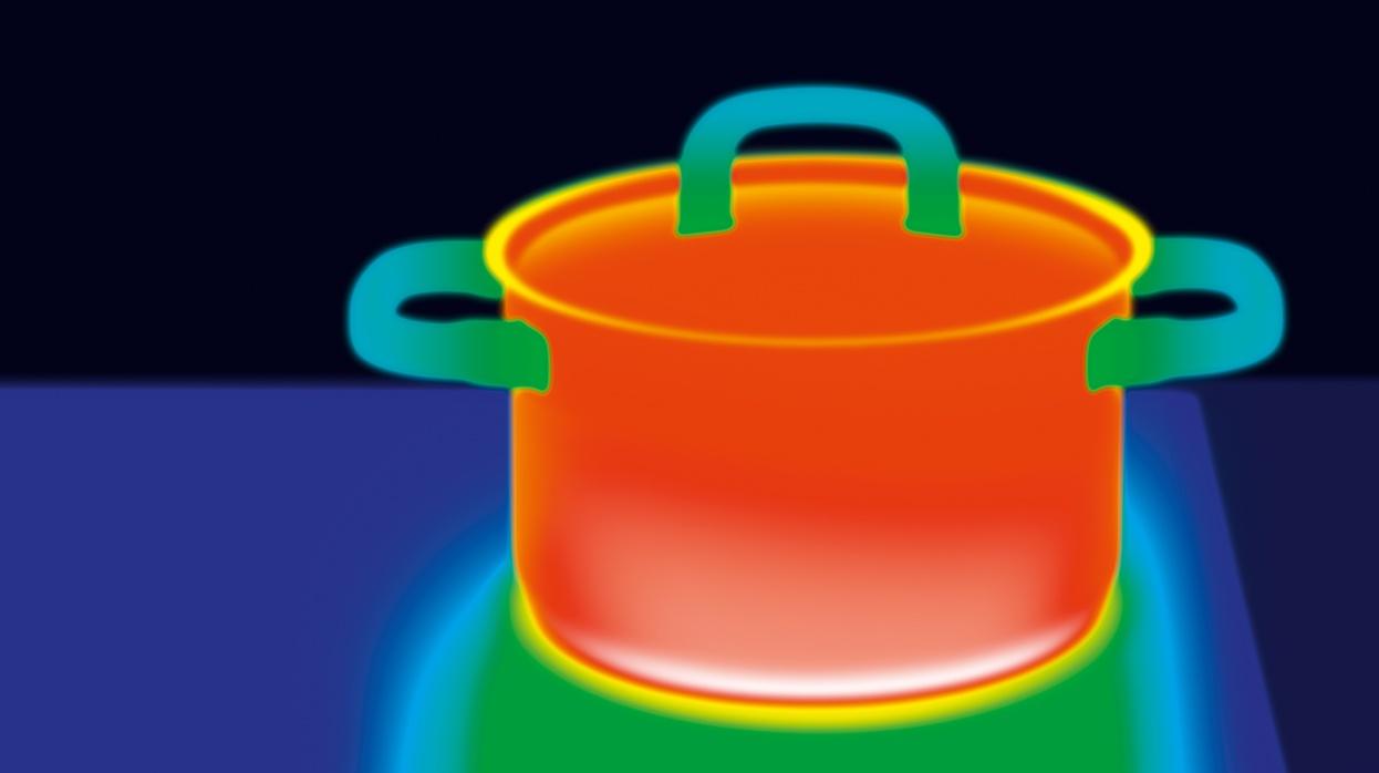 Yemek yaparken yanmayın: Cool+ teknolojili kulplar