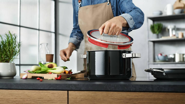 WMF tencere - daha iyi pişirmenize yardımcı olur!