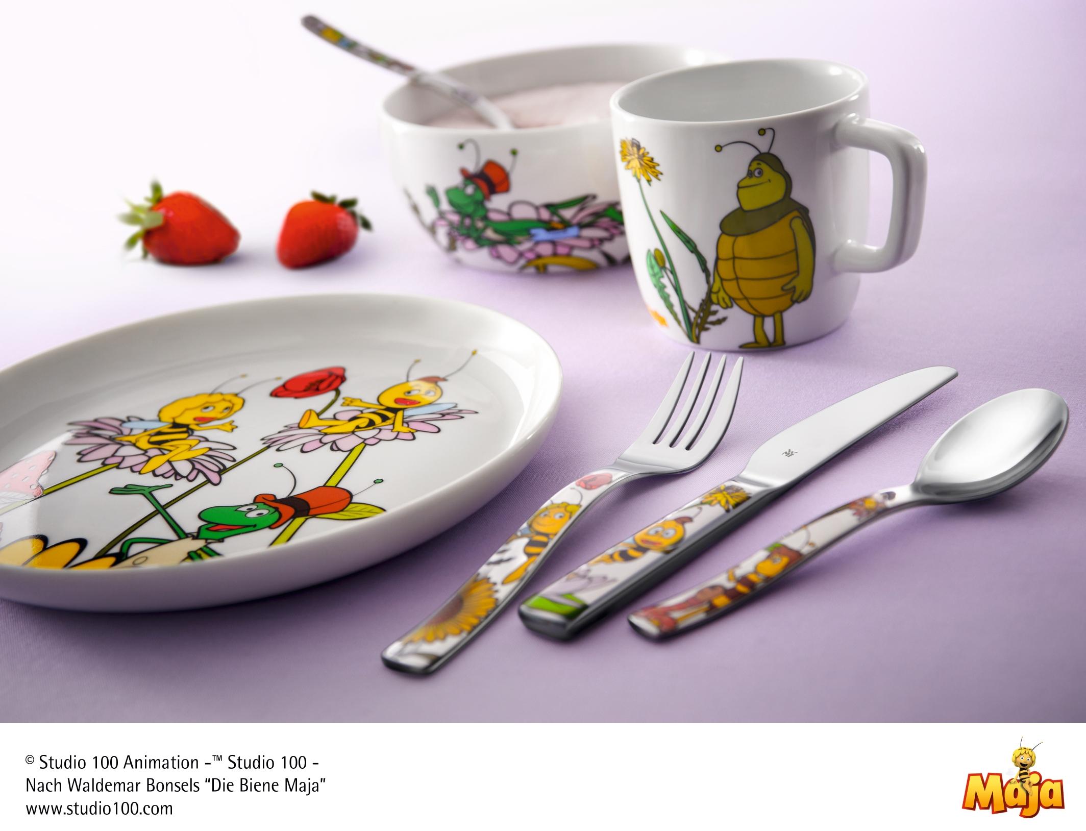 WMF Çocuklar için Yemek Seti: Çocuklara Uygun Tasarım