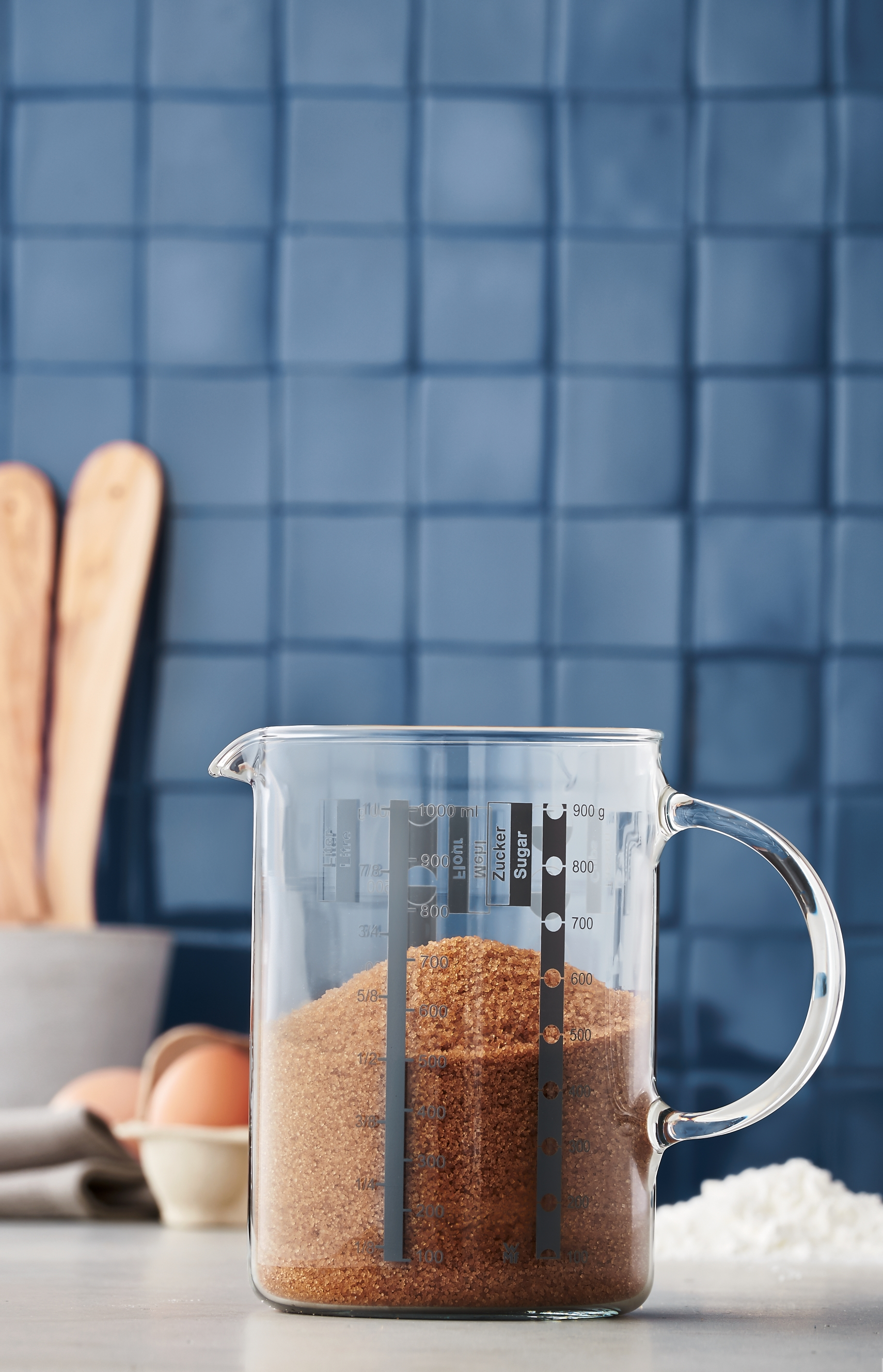 Sıvı ve katı malzemeler için kullanılabilir.