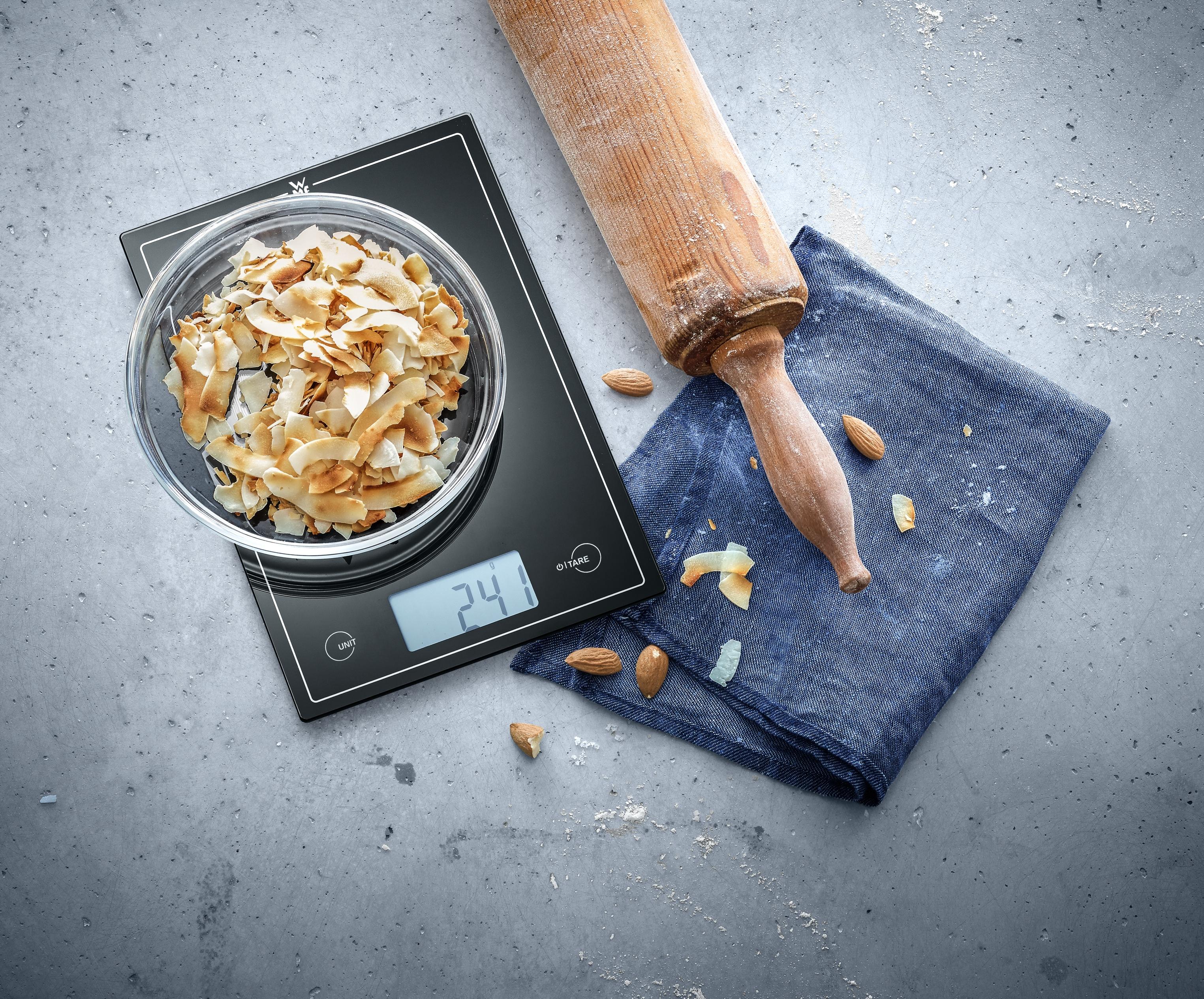 Profi Select Mutfak Tartısı: Hassas tartım ve ölçümler