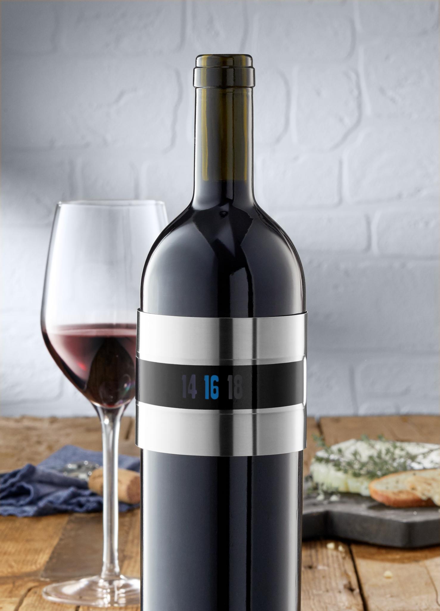 Mükemmel şarap keyfi.
