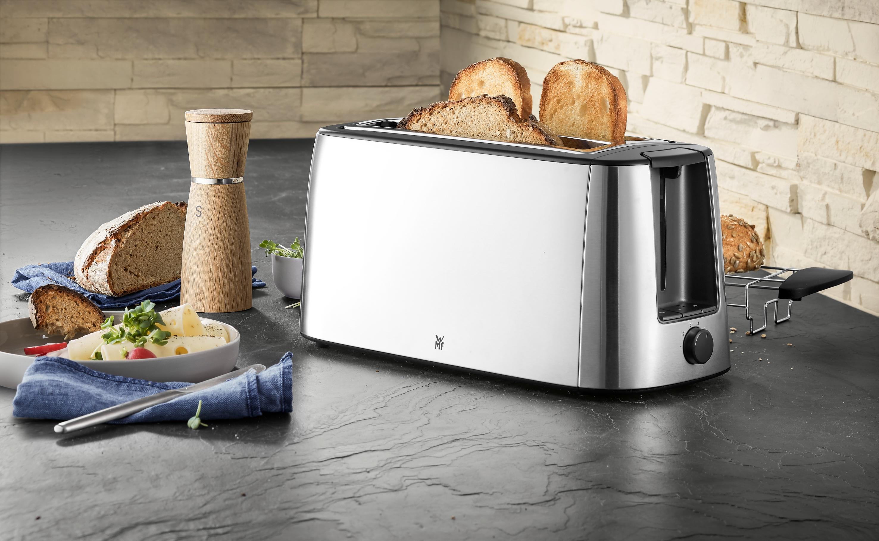 BUENO Pro 4 Dilimli Ekmek Kızartma Makinesi: Günlük Performans