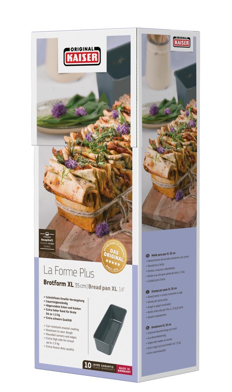 Kaiser La Forme Plus 35cm Ekmek Kalıbı
