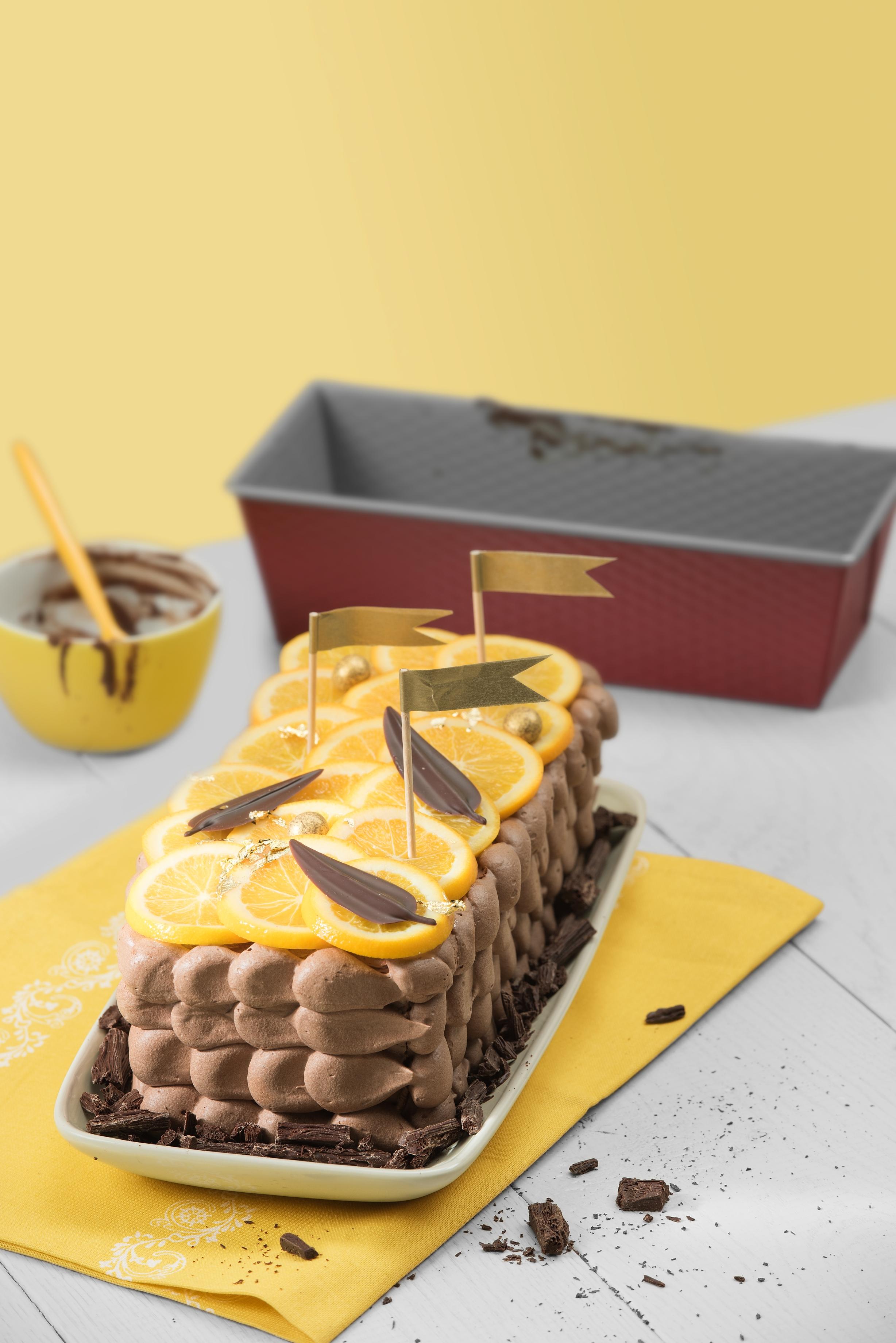 KAISER  Classic Plus 25cm Baton Kek Kalıbı: İlham dolu kekler ve pastalar