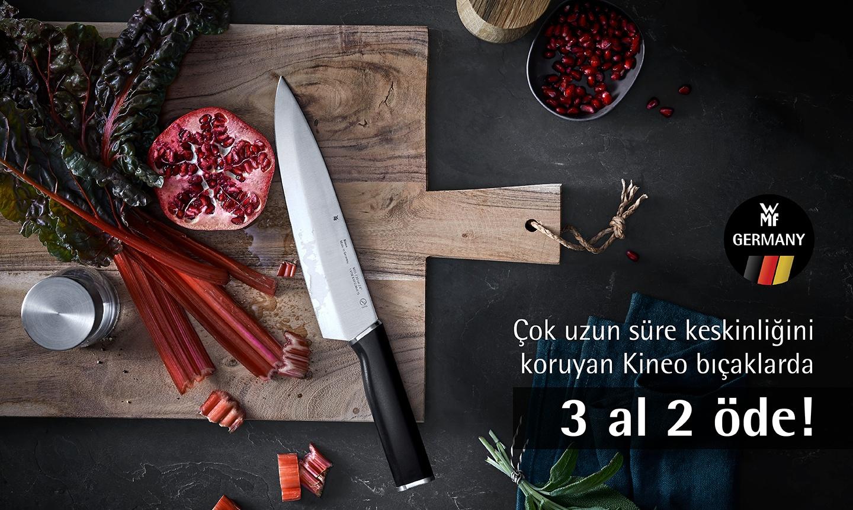 Kineo Bıçak Ürünlerinde 3 Al 2 Öde!