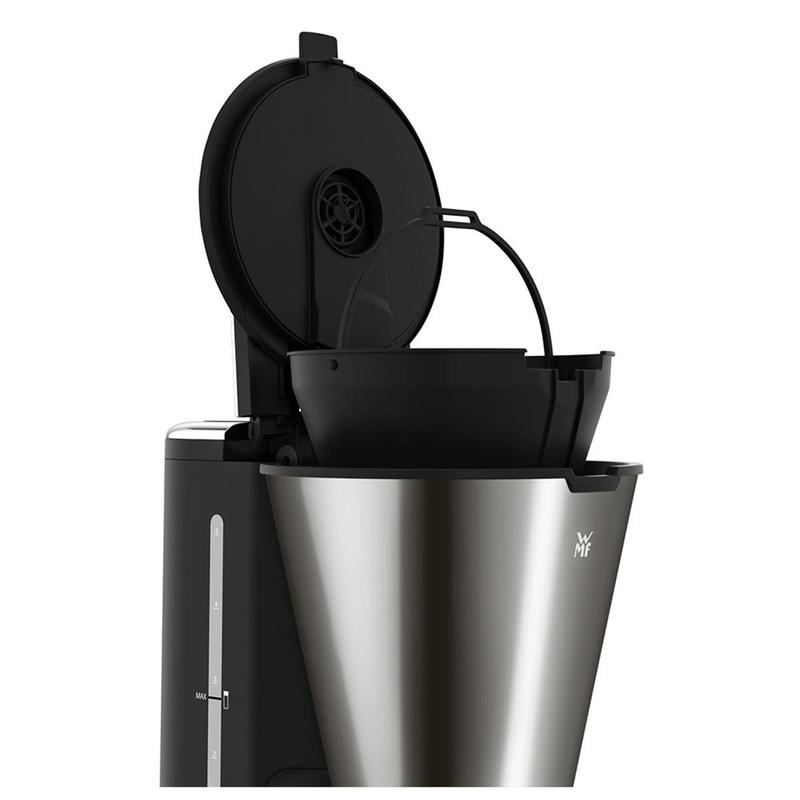 WMF KITCHENminis® Filtre Kahve Makinesi - Termos Karaf, Grafit