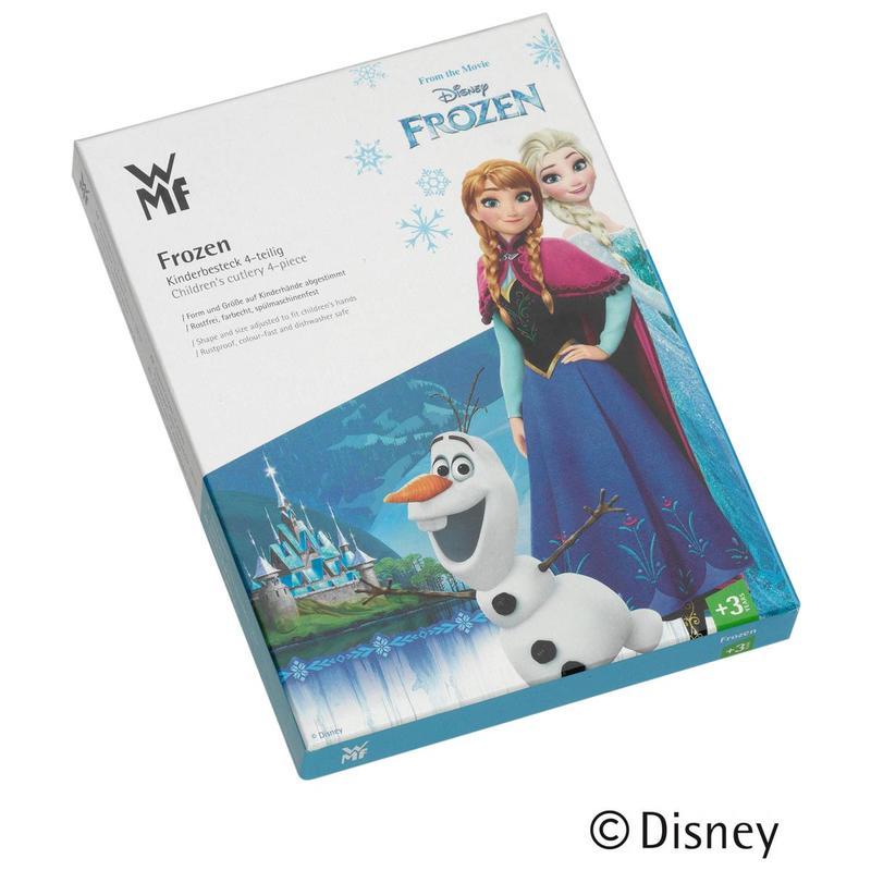 WMF Çocuk Çkb Seti 4'lü Frozen