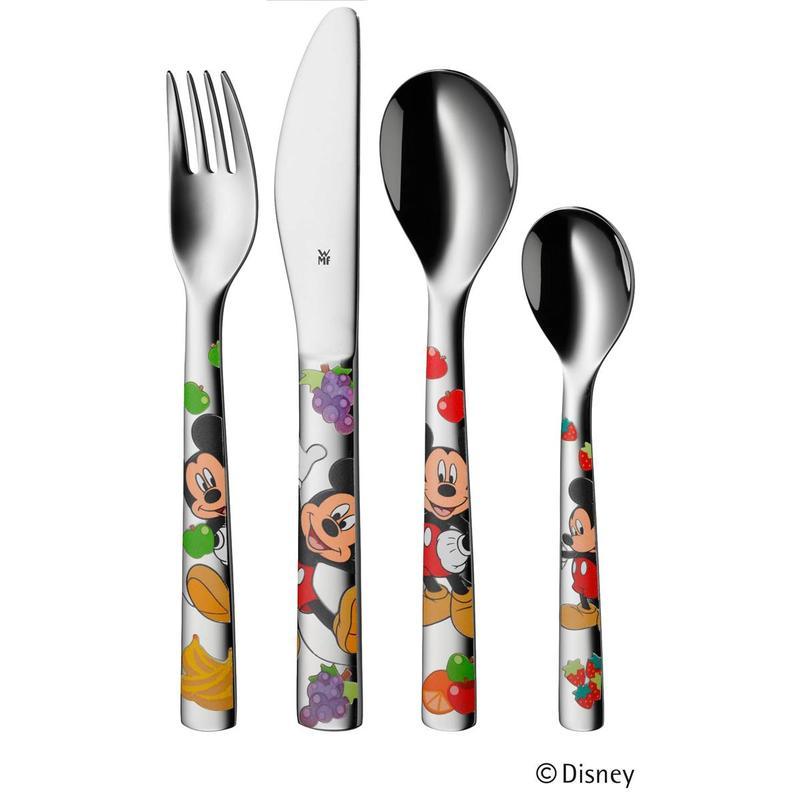 WMF Çocuk Çkb Seti 4'lü Mickey Mouse