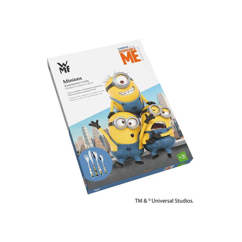 WMF Çocuk Çkb Seti Minions 4 Prç