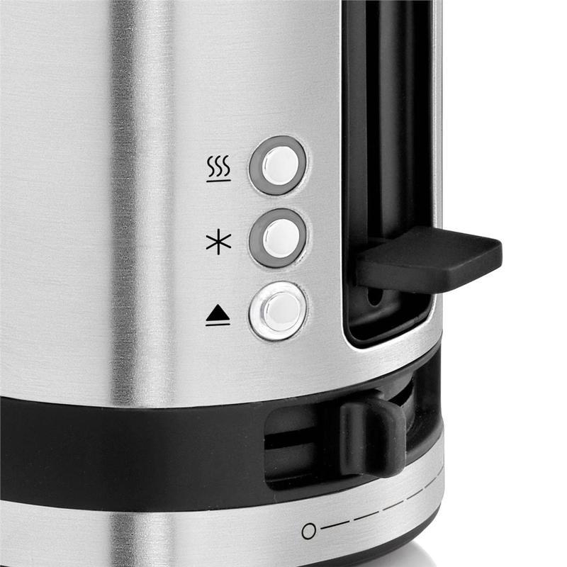 WMF KITCHENminisⓇ 1 Dilim Ekmek Kızartma Makinesi - Metal