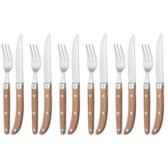 WMF Ranchset Et Çatal Bıçak Takımı 12 Prç