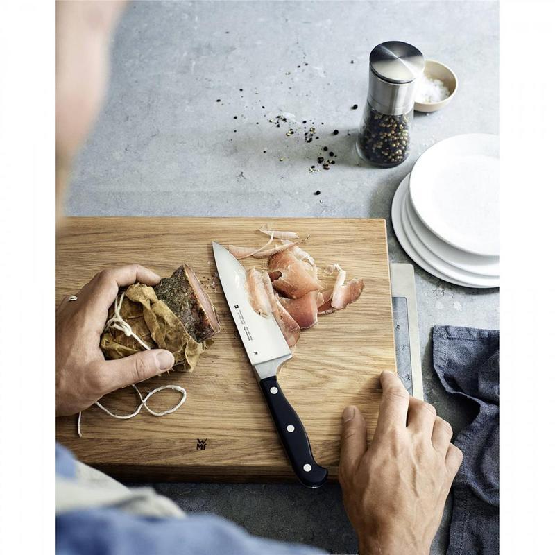 WMF Spitzenklasse Bıçak Blok Seti 6 Prç Masatlı Koyu