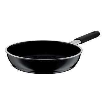 Fusiontec Tava Siyah - 24 cm